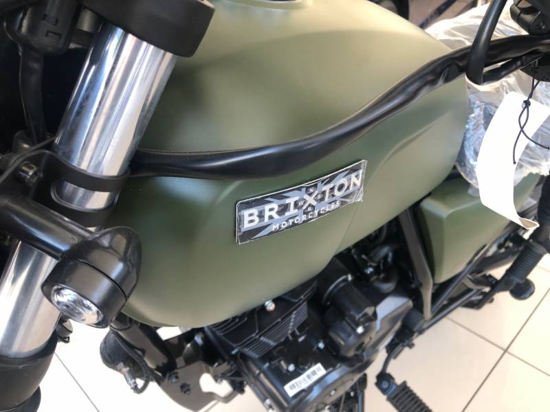 Brixton Motorcycles BX 125 X 125CC 4T