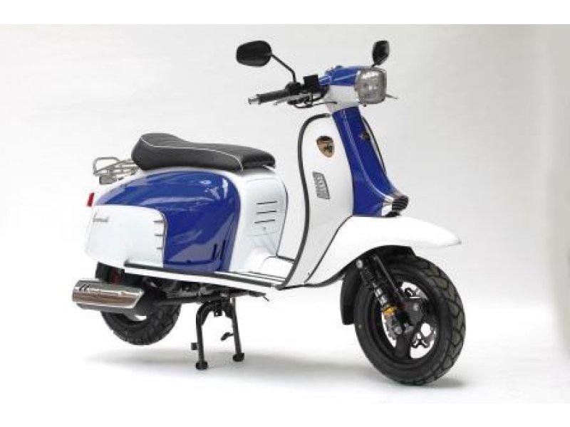 Scomadi Turismo Leggera TL 125 125