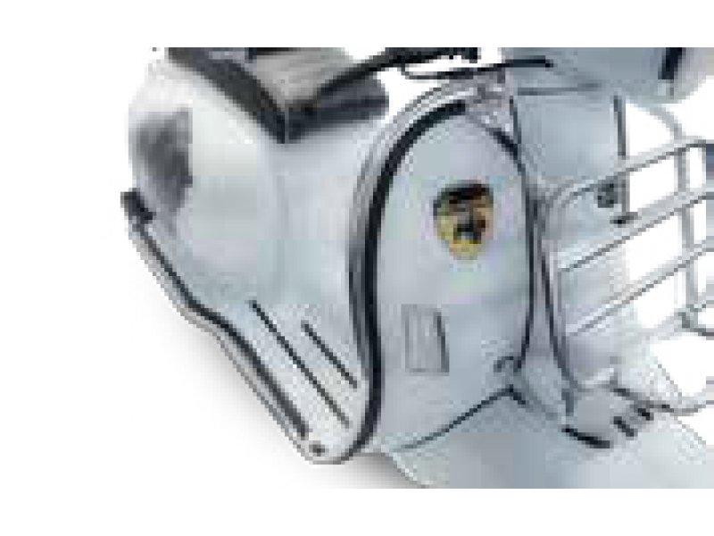 Scomadi Turismo Leggera TL 125 125 Embellecedores laterales cromados SCOMADI
