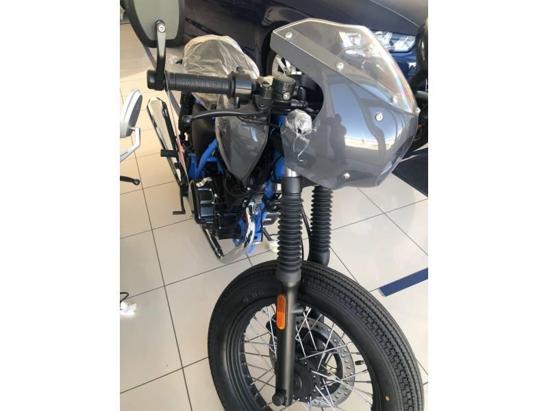 Brixton Motorcycles BX 125 Haycroft 125CC 4T
