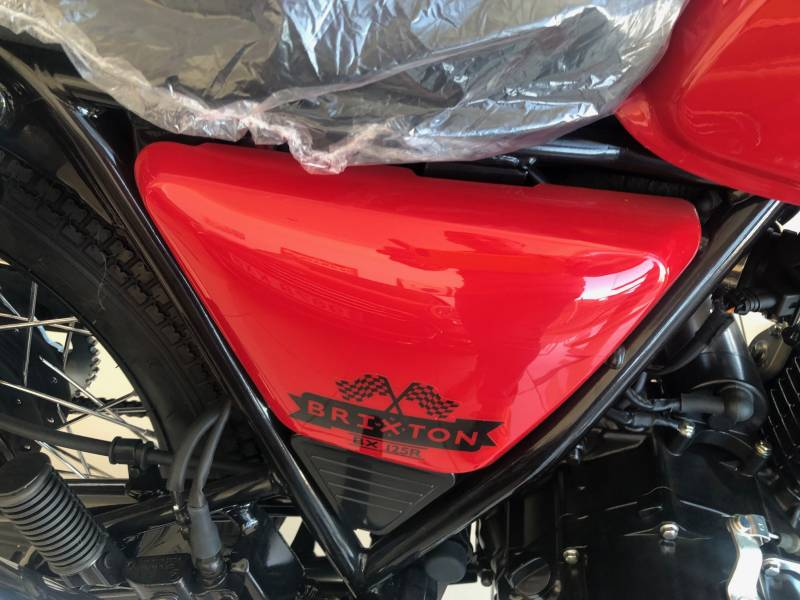 Brixton Motorcycles BX 125 R 125CC 4T