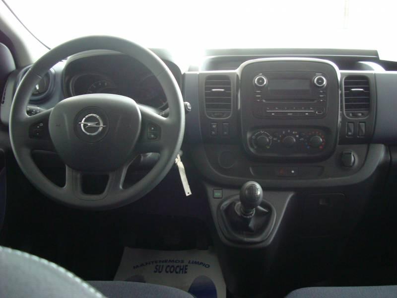 Opel Vivaro 1.6 CDTI S/S 125cv Combi Plus