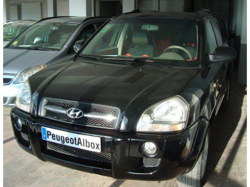 Hyundai Tucson 2.0 CDRi   140cv