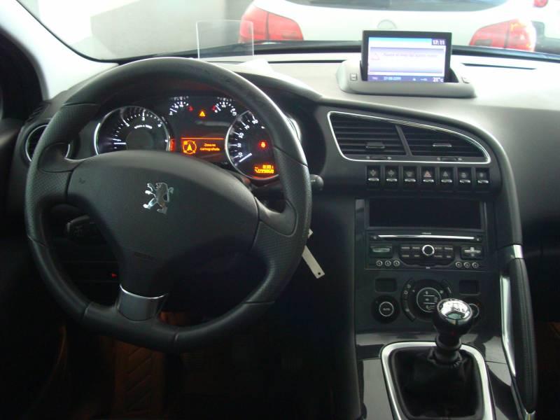 Peugeot 3008 1.6 HDI 112cv FAP Allure