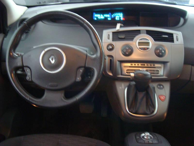 Renault Grand Scénic 5 plazas 1.9dCi Automático Dynamique