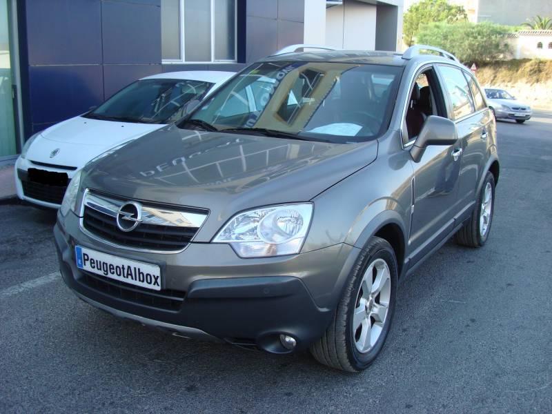 Opel Antara 2.0CDTI 150cv Automático
