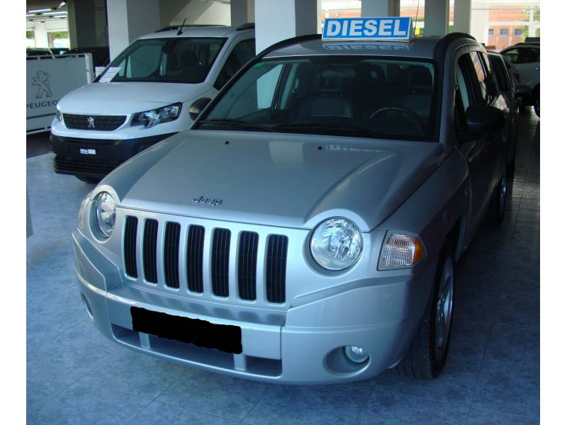 Jeep Compass 2.0 CRD 140cv 4x4 Limited
