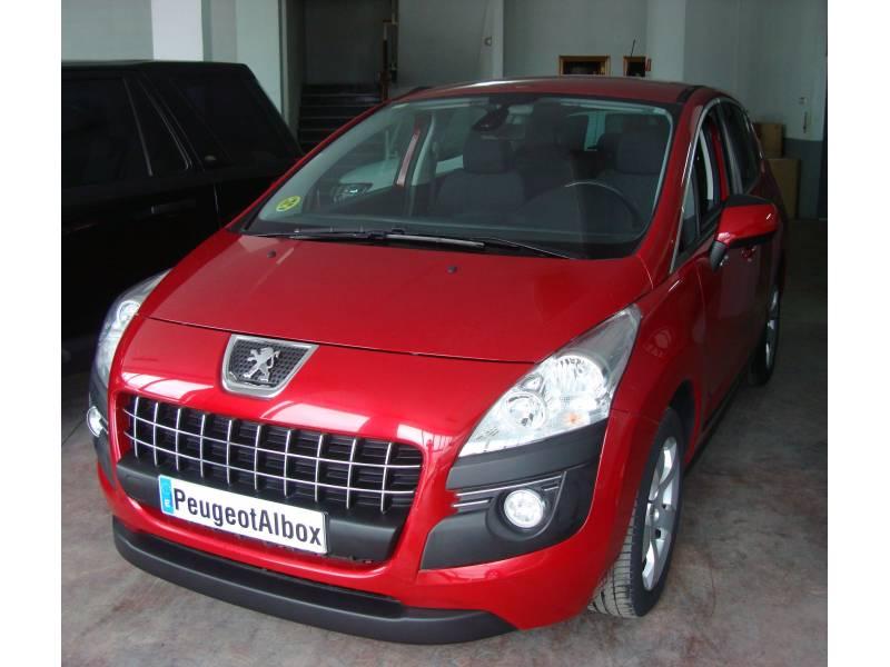 Peugeot 3008 1.6 HDI 112cv FAP Premium