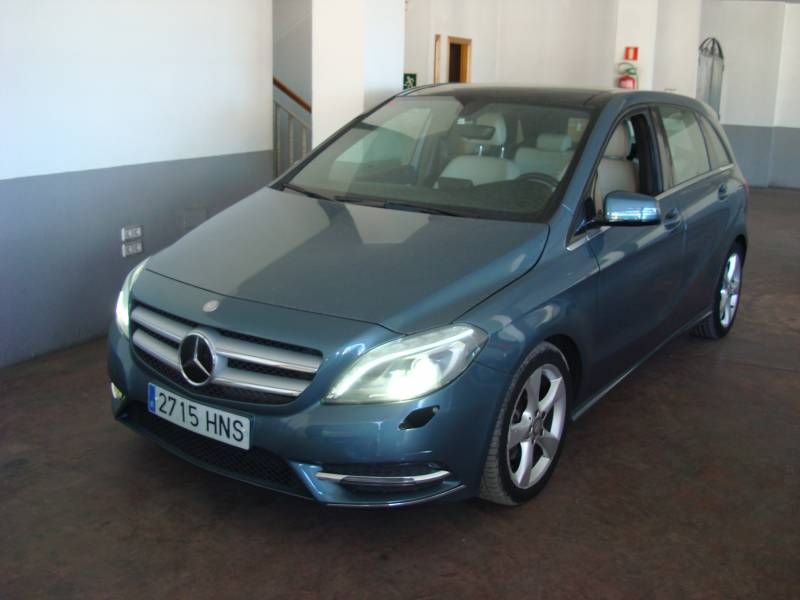 Mercedes-Benz Clase B B 180 CDI BlueEFFICIENCY 109cv -