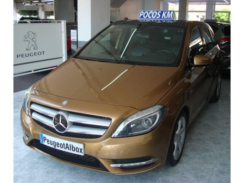 Mercedes-Benz Clase B B 180 CDI BlueEFFICIENCY 109cv -