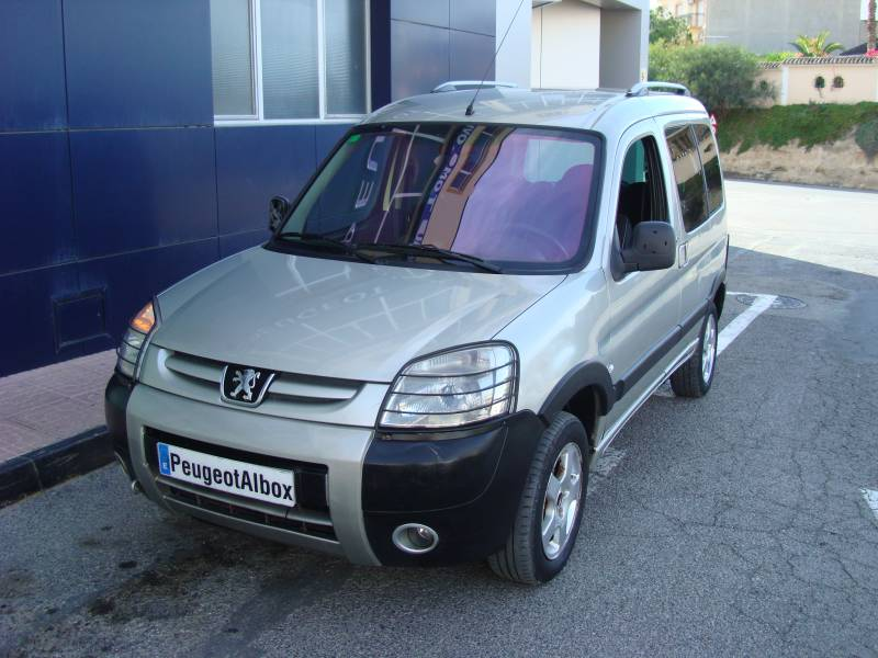 Peugeot Partner 1.6HDI 90cv RANCHO PLUS RANCHO PLUS