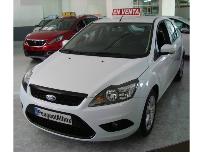 Ford Focus 1.6 TDCi 110cv