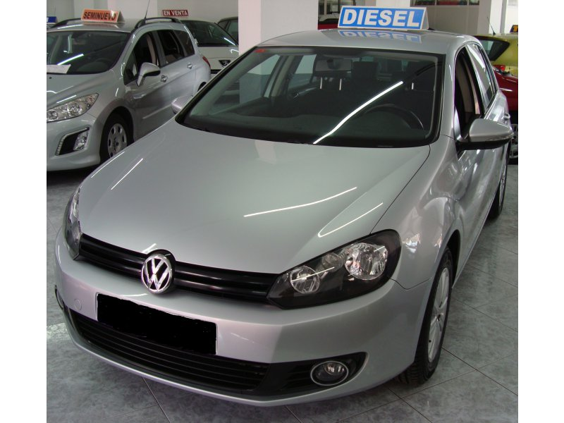 Volkswagen Golf 1.6 TDI 105cv VI Advance BlueMotion Tech