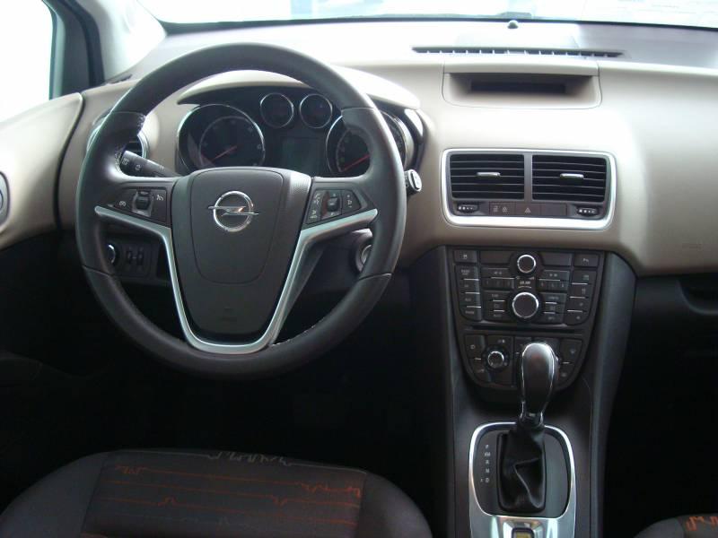 Opel Meriva 1.7 CDTI   Automático 100cv Enjoy