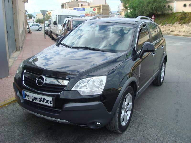 Opel Antara 2.0 CDTI 16V   Automático  150cv Cosmo