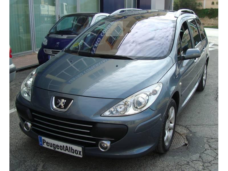 Peugeot 307 SW 1.6 HDi  110cv Pack