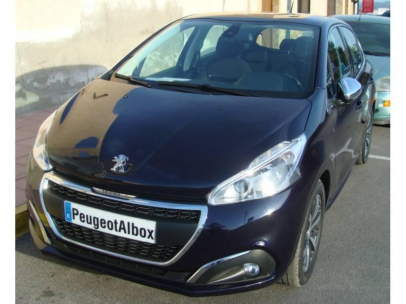 Peugeot 208 5P ALLURE 1.2L PureTech EAT6 110 S&S Automático Allure