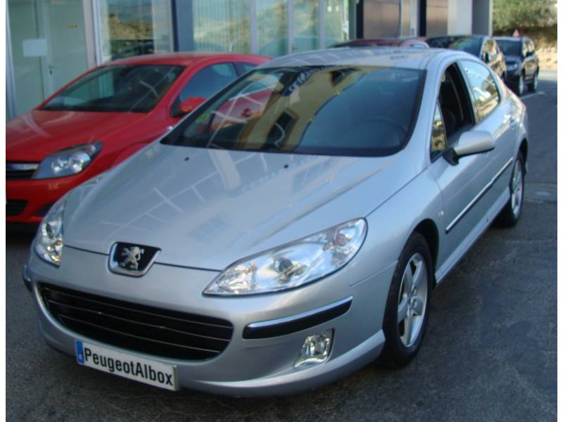Peugeot 407 2.0HDI 136cv ST Confort