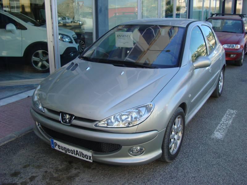 Peugeot 206 1.6 HDI 110cv XT