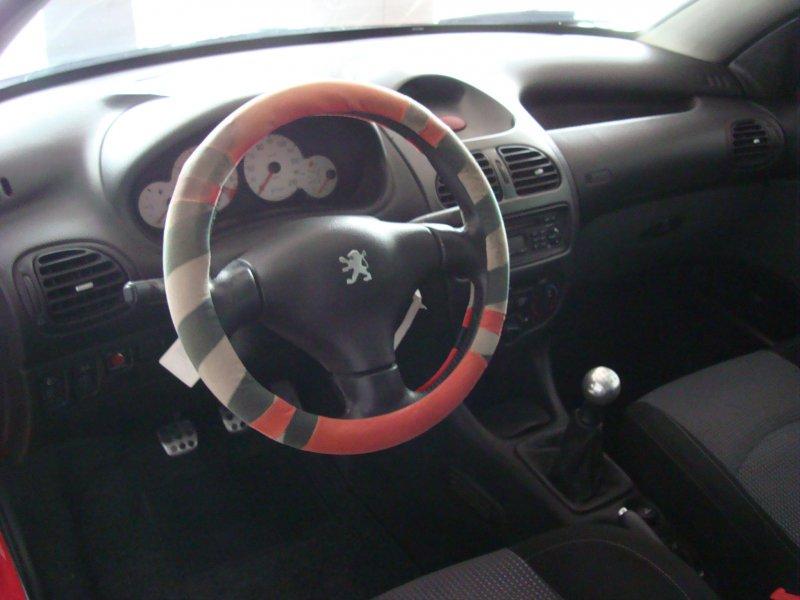 Peugeot 206 CABRIO 1.6i 110cv
