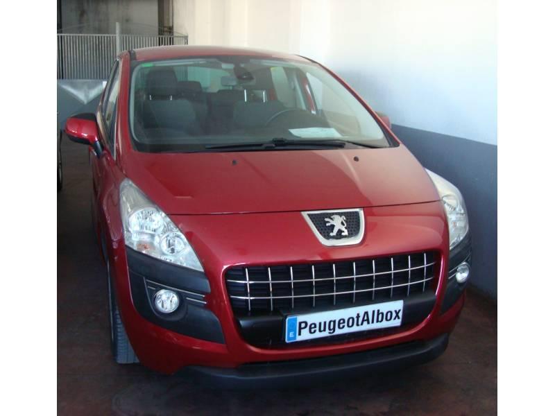 Peugeot 3008 1.6 VTi 120cv Premium
