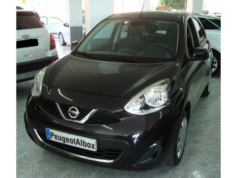 Nissan Micra 5p 1.2G 80 CV Automático TEKNA PREMIUM