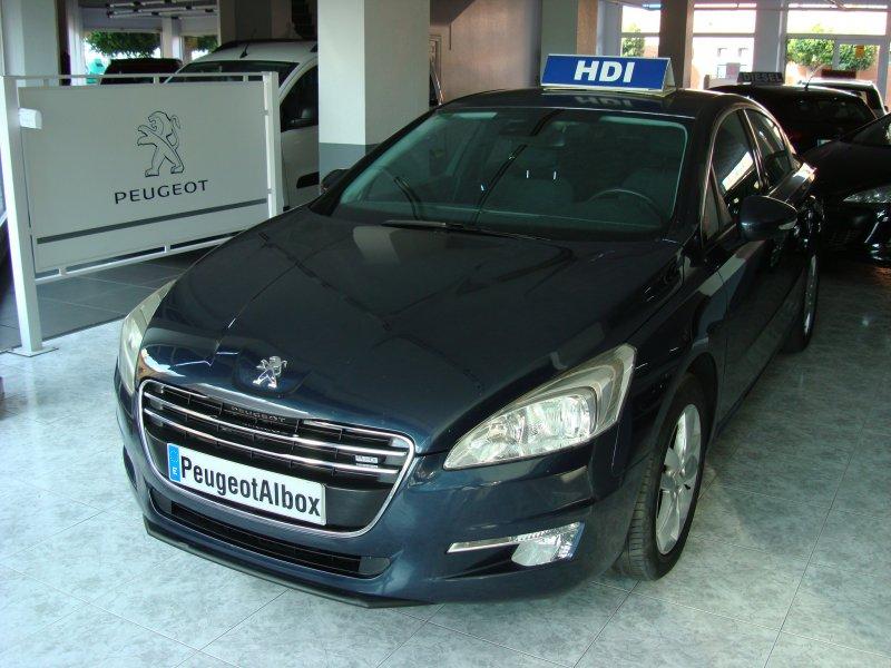 Peugeot 508 1.6 e-HDI 112cv Automático Active
