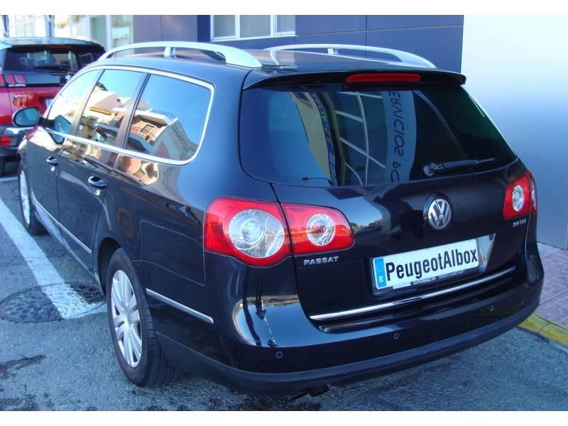 Volkswagen Passat Variant 2.0 TDI 140cv Automático Highline