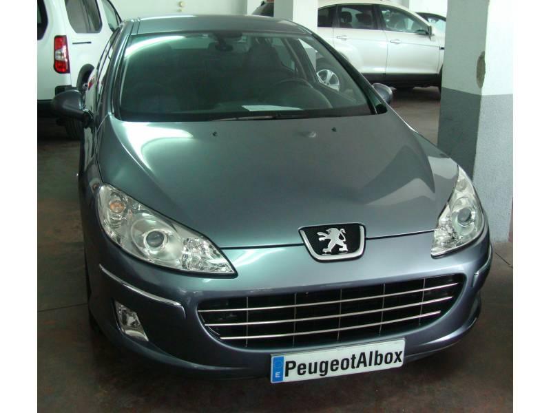 Peugeot 407 2.0 HDI 140cv FAP Sport