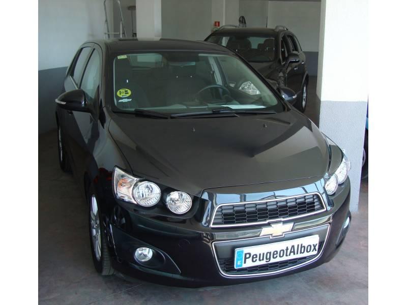 Chevrolet Aveo 1.3D  95 CV LTZ