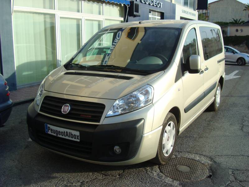 Fiat Scudo 2.0 MJT 136cv 8 Plazas Executive