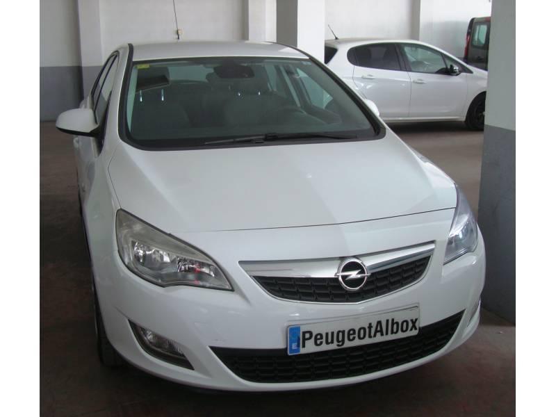 Opel Astra 1.3 ecoFlex Essentia