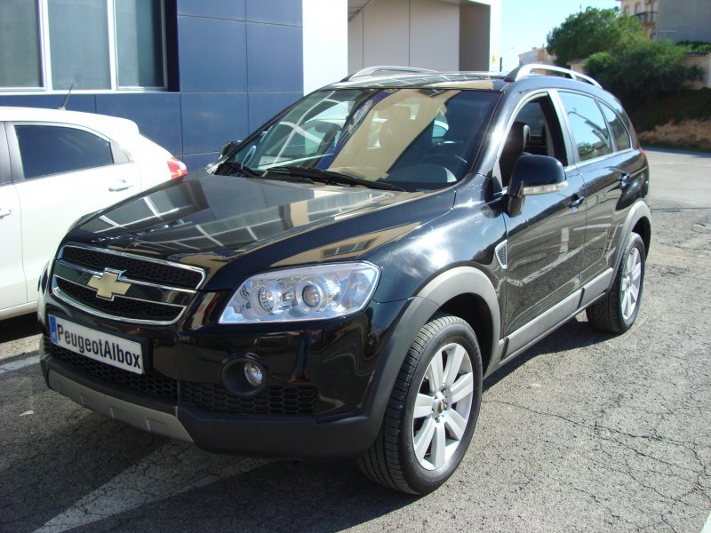 Chevrolet Captiva 2.0 VCDI 7 Plazas Automático 150cv LTX