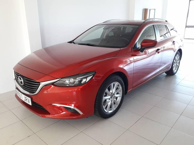 Mazda Mazda6 2.2 DE 150cv   WGN Style+