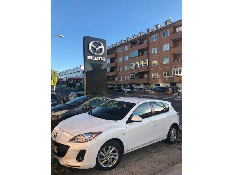 Mazda Mazda3 1.6 CRTD 115cv Mirai