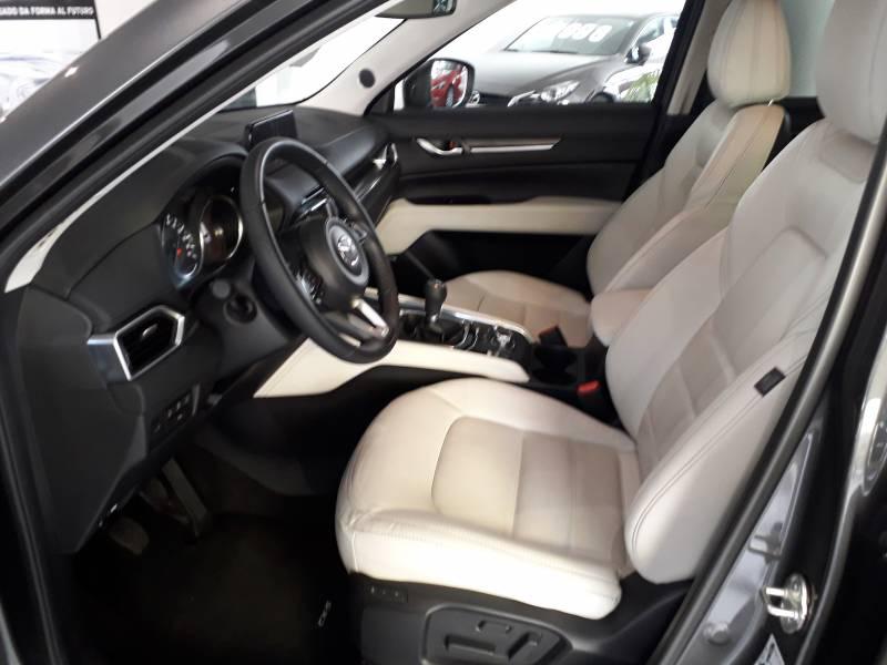 Mazda Mazda CX-5 2.2D 150 CV ZENITH C.WHITE