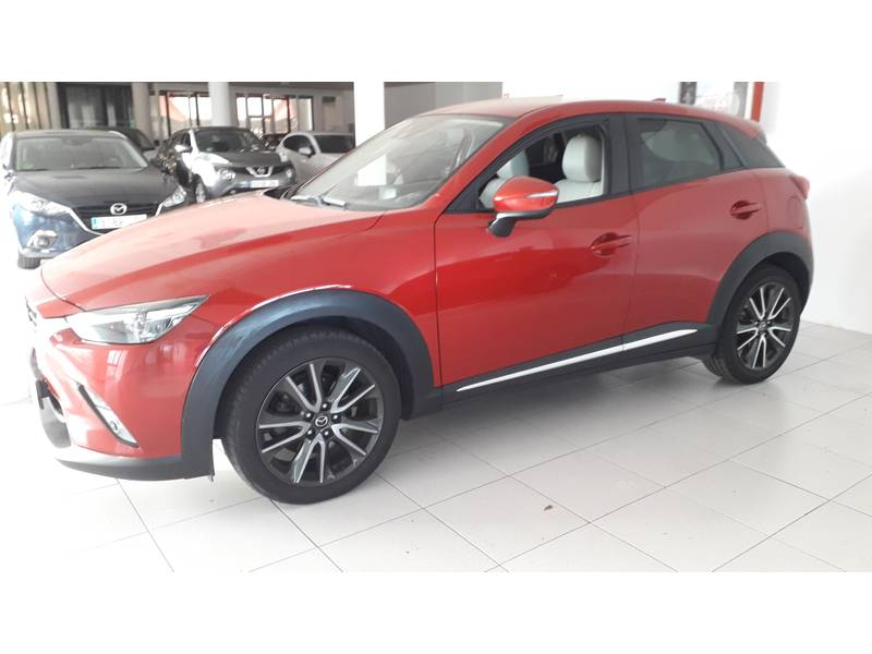 Mazda CX-3 1.5D 105 CV AWD Luxury
