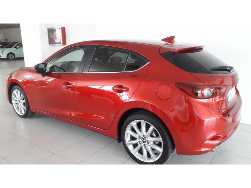 Mazda Mazda3 2.0 GE 120 AT Luxury