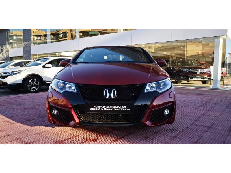 Honda Civic 1.6 i-DTEC   Navi Pack Sport