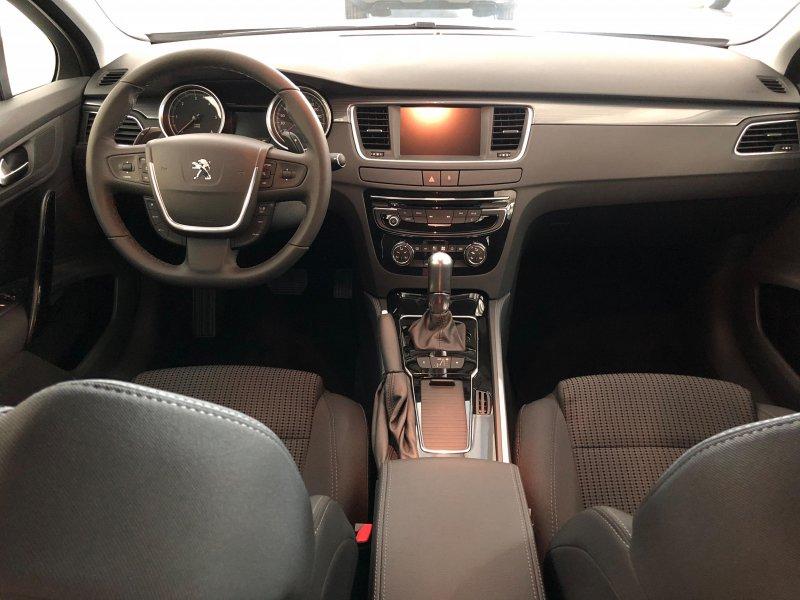 Peugeot 508 BlueHDi 96kW (130) S&S EAT8 Active