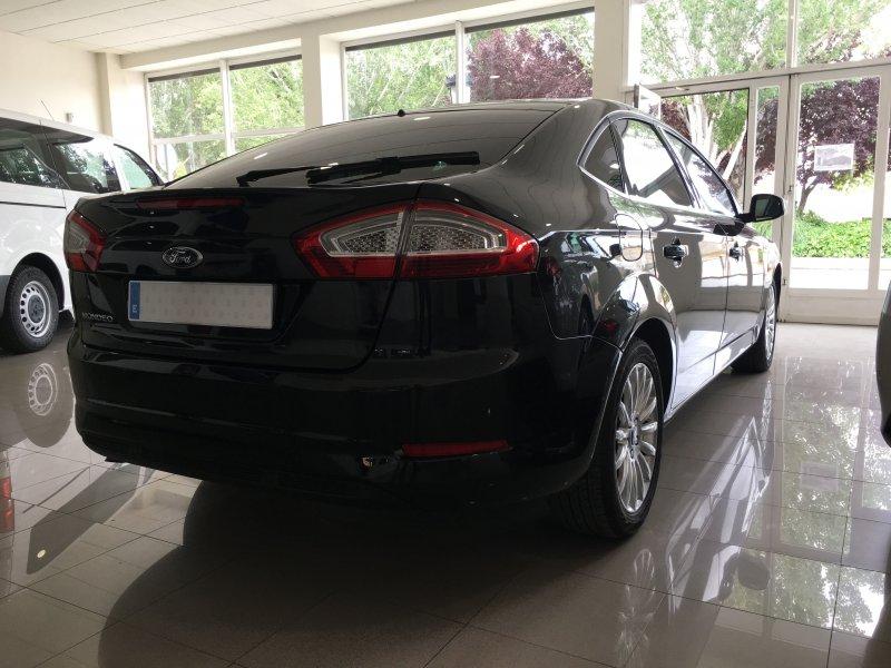 Ford Mondeo 2.0 TDCi 140 titaniun