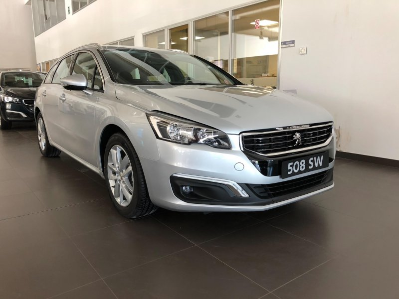 Peugeot 508 BlueHDi 96kW (130) S&S EAT8 Active