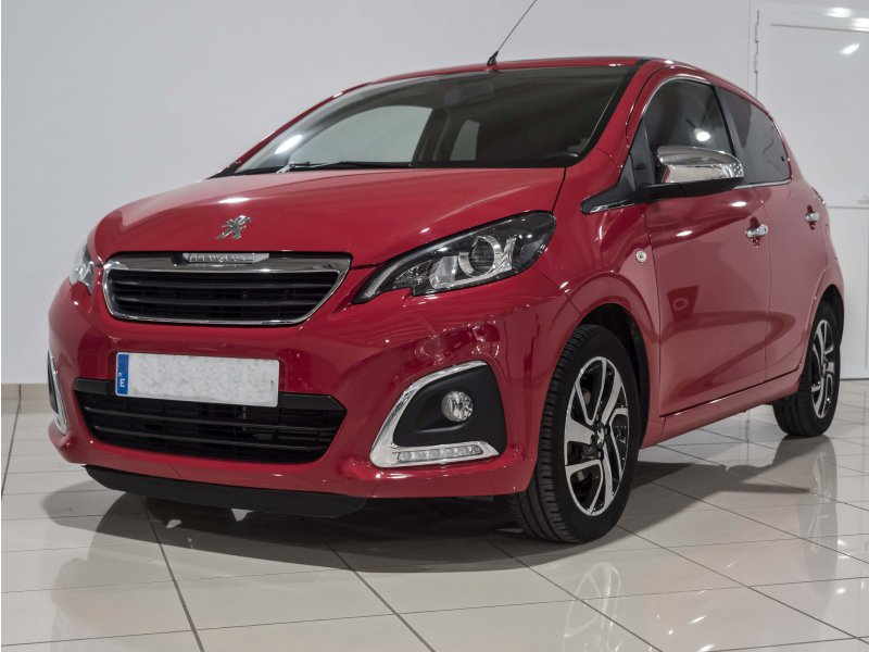Peugeot 108 1.2 PureTech 82 Top! Allure