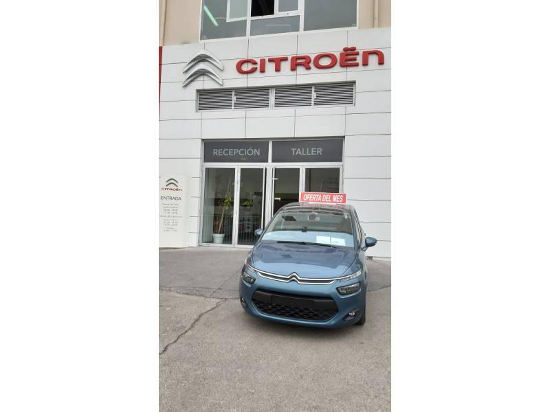 Citroën C4 Picasso 1.6 e-HDi 115cv ETG6 Seduction