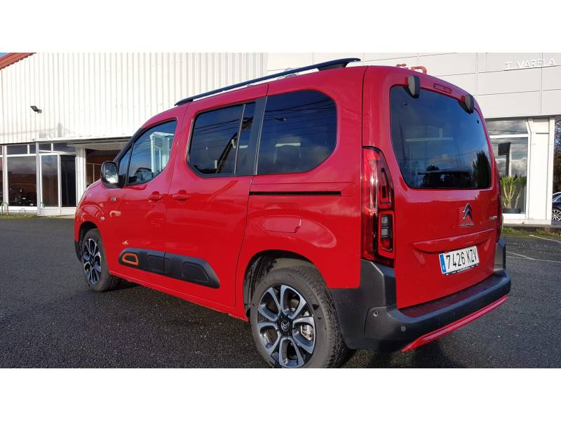 Citroën Berlingo Talla M BlueHDi 100 SHINE Shine