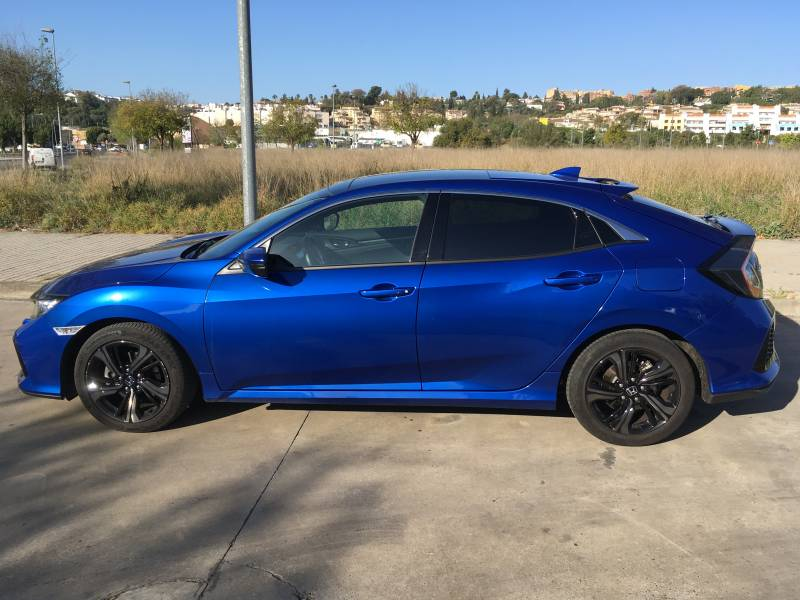 Honda Civic 1.6 I-DTEC EXECUTIVE PREMIUM Executive
