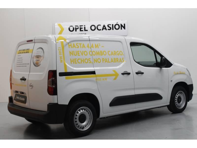 Opel Combo 1.6 TD S/S 74kW(100CV) D.Cab  H1 1000k Doble Cabina