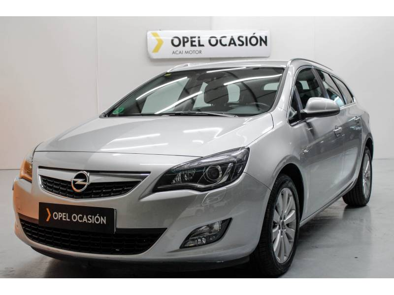 Opel Astra 1.4 Turbo   ST Excellence