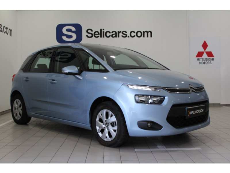 Citröen C4 Picasso 1.6 e-HDi 115cv Seduction