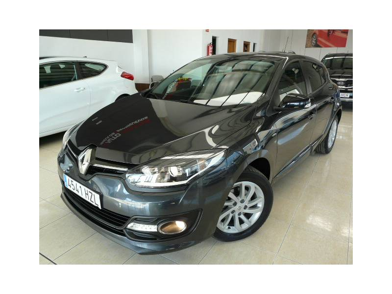 Renault Mégane dCi 110 eco2 Limited